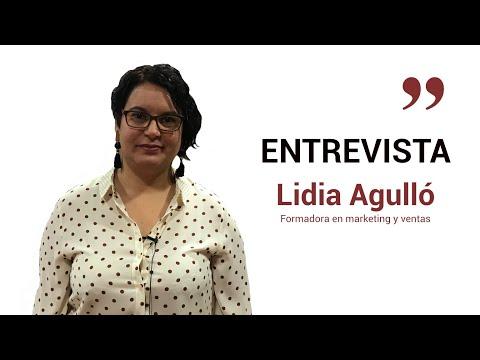Entrevista a Lidia Agulló, formadora en marketing y ventas[;;;][;;;]