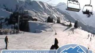 Kitzbuhel Austria  city photos gallery : Kitzbuhel, Austria ski video