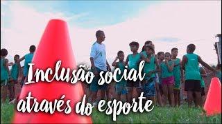 Inclusão social através do esporte
