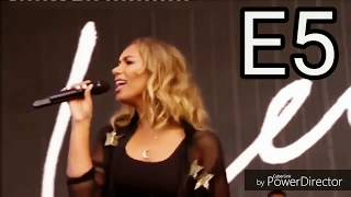 New 2017 compilation!Leona Lewis has been showing some serious vocal improvements during her' I am' era. This video shows...