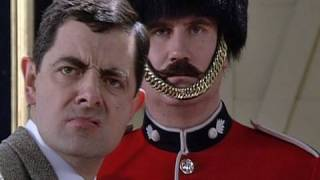 MrBean - Mr Bean - Guard Picture