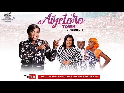 Aiyetoro Town Episode 4 - HOME COMING 2
