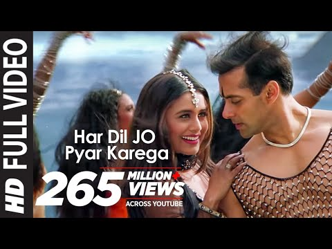 "Download ""Har Dil Jo Pyar Karega Title Song"" Ft Salman Khan, Rani Mukherjee"