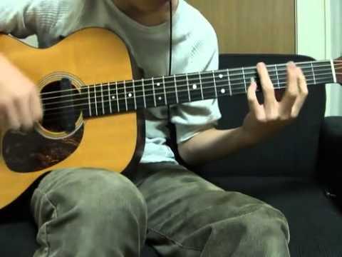 【Maaya Sakamoto】 約束はいらない on guitar