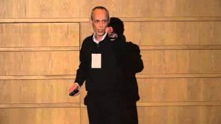 Four Wars & A Spring: A New Media Terrain | Dimitris Bouras | TEDxPanteionUniversity