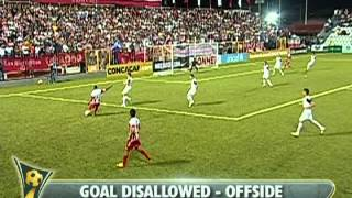8.28.12 CCL Highlights Real Esteli v Alajuelense