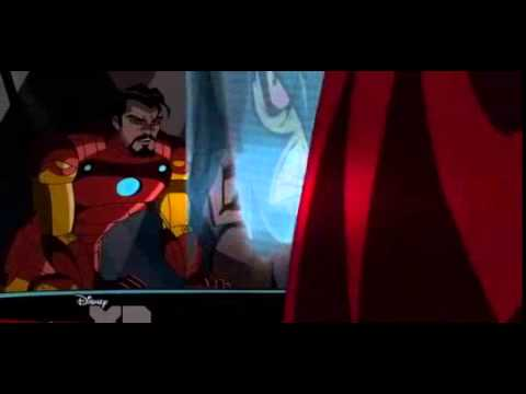 The Avengers: Earth's Mightiest Heroes Season 1 Episode 8 : Some Assembly Required [Full Episode]