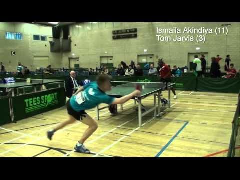 Doncaster Grand Prix 2016 men's singles final