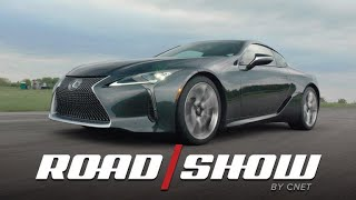 2018 Lexus LC 500 is a looker and legit performer by Roadshow