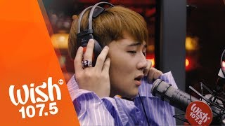 "Video JinHo Bae sings ""Nanghihinayang"" LIVE on Wish 107.5 Bus MP3, 3GP, MP4, WEBM, AVI, FLV Januari 2018"