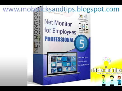 Net Monitor For Employes Pro 5.5.5 + Crack Free Download