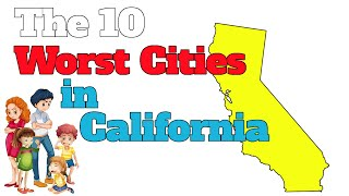 California City (CA) United States  City new picture : The 10 Worst Cities In California Explained