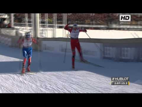 VM Holmenkollen 2011 - Petter Northug Vinner/Wins 50 KM VM Holmenkollen 2011. Please watch in HD(720) quality for best viewing experience Sports-HD Production offers great variety ...