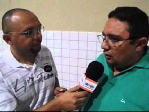 Entrevista Copa Potengi 16 01 2014   Sec  de Jardim de Angicos