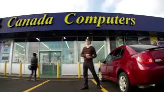 CANADA COMPUTERS TV COMMERCIAL - ENGLISH