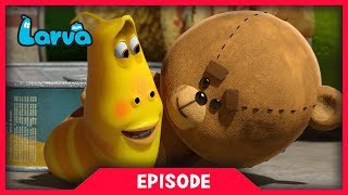 Video LARVA - NEW FRIEND FULL SERIES | Cartoons For Children | Larva Cartoon | LARVA Official MP3, 3GP, MP4, WEBM, AVI, FLV Juni 2019