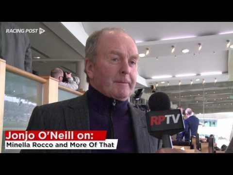 Jonjo O'Neill Interview