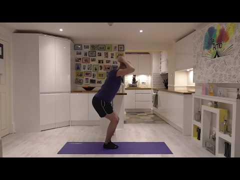 DIYP 30: Yoga Vinyasa: Energiser (All)