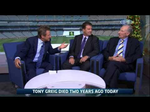 Bill Lawry on The 12th Man & Tony Greig
