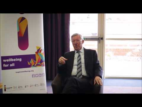 Sir Alex on managing stress