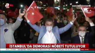 Gaziosmanpaşa'da 15 Temmuz Coşkusu - A Haber