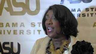 HBCU Presidents' STEM Summit held at Alabama State Univ. March 13-15 2016.