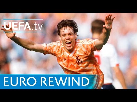 EURO 1988 highlights: Netherlands 3-1 England