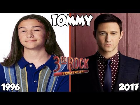 3rd Rock From The Sun  Then And Now 2017