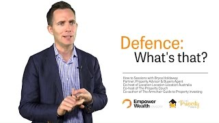 Defence: What's that?
