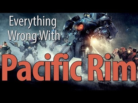 wrong - Today we are canceling the apocalypse... in order to count the sins of Pacific Rim, the only movie this year to make a ton of money AND feature a cast-member...