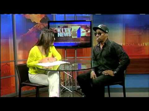 Eddie Griffin Gives The Forecast And Previews His Comedy Show