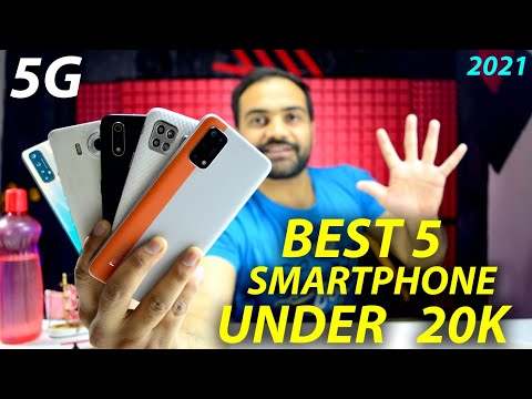 Top 5 Smartphones Under ₹20k In Feb 2021 ⚡Best Smartphone Under 20000 🔥2021