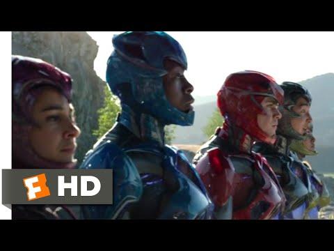 Power Rangers (2017) - Rangers vs. Putties Scene (5/10)   Movieclips