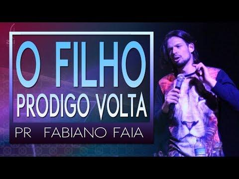 PR Fabiano Faia - O filho prodigo volta