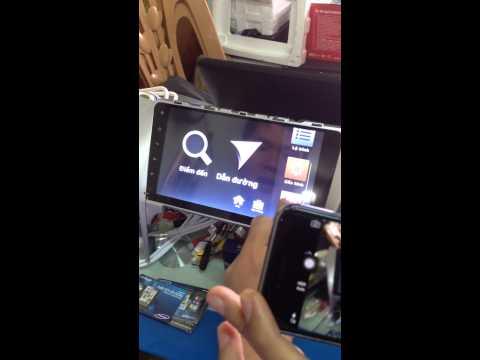 Màn hình dvd cho xe camry 2015, đầu dvd cho xe camry 2015