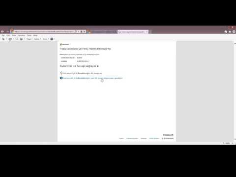 Office 365 İş Paketleri Kurulumu