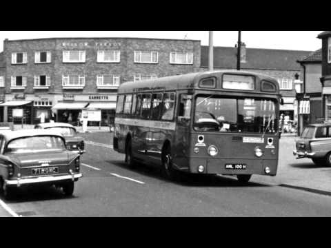 Classic Buses of the 1960s and 70s