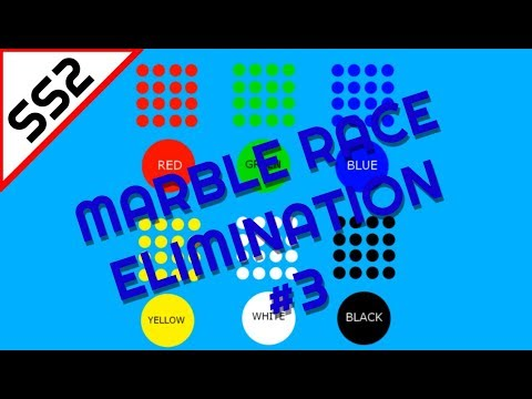 Marble Race Elimination Season 2 : Part 3