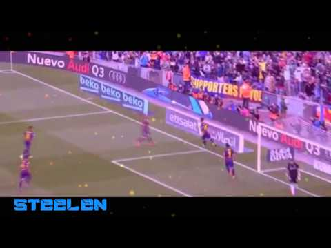 Leo Messi Amazing Dribbling + Amazing Penalty Shoot VS GETAFE HD