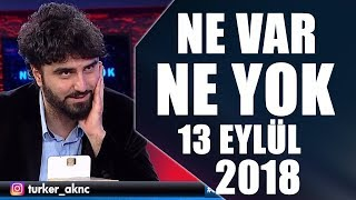Video Ne Var Ne Yok 13 Eylül 2018 MP3, 3GP, MP4, WEBM, AVI, FLV November 2018