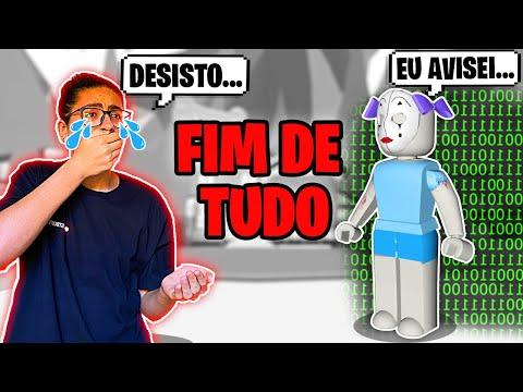 FIM DE TUDO... A DEATH DOLLIE ME HACKEOU E EU PERDI TUDO NO ADOPT ME (ROBLOX)