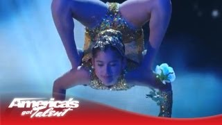 Nonton Melody Caballero   Contortionist Dazzles With Unbelievable Bends   America S Got Talent 2013 Film Subtitle Indonesia Streaming Movie Download