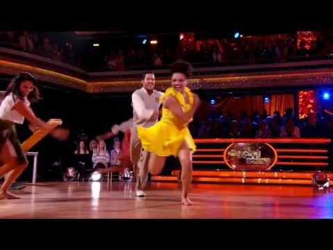 Laurie & Val's Freestyle-  Dancing with the Stars (Finals)