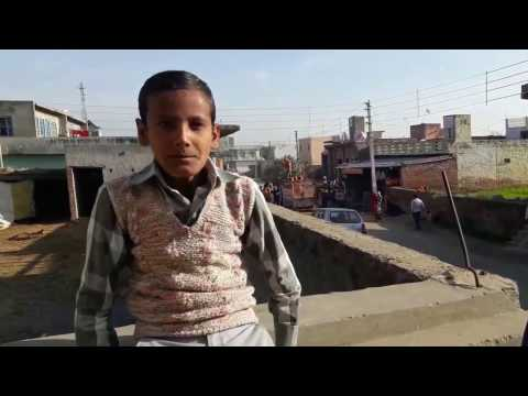 Mohit Sharma News Repoter Searching A Little Boy Make Different Tipe Voice | Letest Videos