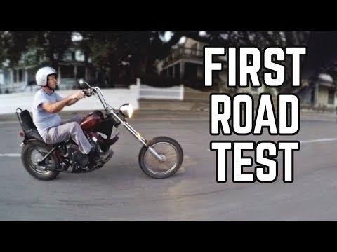 First Road Test, 60+ MPH! | 670cc Auto Chopper Pt. 4 - Thời lượng: 16 phút.