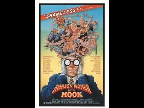 Amazon Women on the Moon (1987) - Trailer HD 1080p
