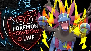 SHEER FORCE HYDREIGON! Pokemon Sword and Shield! Pokemon Showdown Live! by PokeaimMD