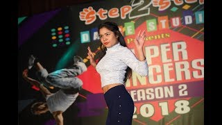 Bedardi Raja   Chamma Chamma   Urvashi   Fusion Mix Dance Performance   Step2Step Dance Studio