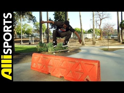How To Switch Pop Shove It, Keelan Dadd, Alli Sports Skateboard Step by Step_Best extremsport videos