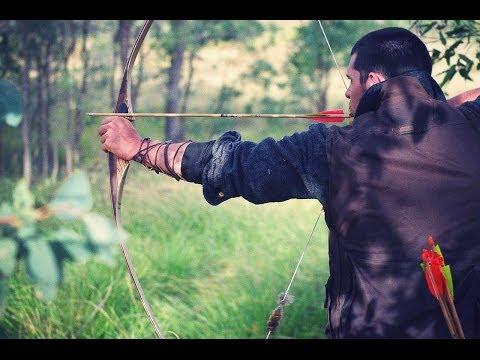 tiro con l'arco tradizionale - tricks
